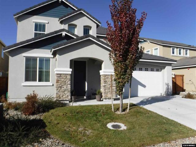 3421 Culpepper Dr, Sparks, NV 89434 (MLS #180016955) :: NVGemme Real Estate