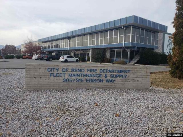 305-315 Edison Way, Reno, NV 89502 (MLS #180016974) :: NVGemme Real Estate