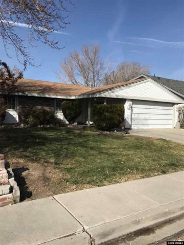 790 Glen Vista Drive, Sparks, NV 89434 (MLS #180016975) :: Harcourts NV1