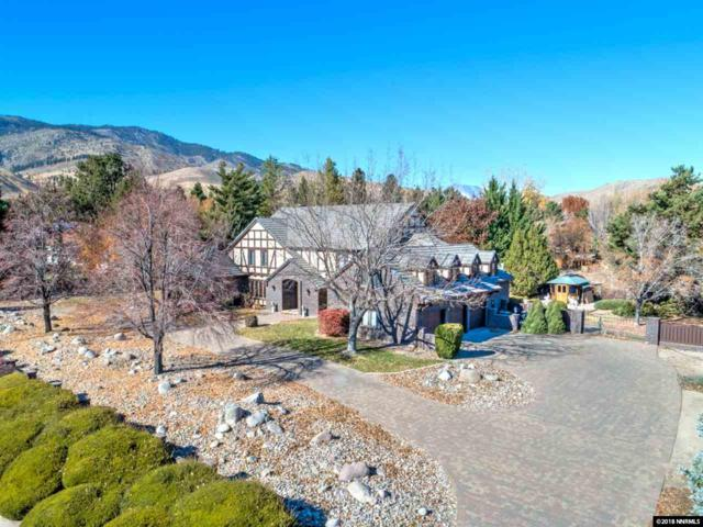 2242 Manhattan Drive, Carson City, NV 89703 (MLS #180016976) :: Vaulet Group Real Estate