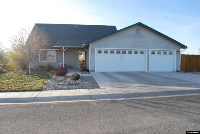 231 Wildwood Drive, Fernley, NV 89408 (MLS #180016989) :: NVGemme Real Estate