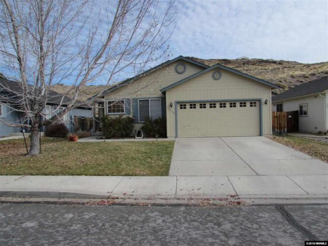 4630 S Desert Brush, Sparks, NV 89436 (MLS #180017006) :: Mike and Alena Smith | RE/MAX Realty Affiliates Reno