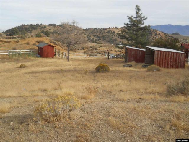 795 S D Street, Virginia City, NV 89440 (MLS #180017021) :: Chase International Real Estate