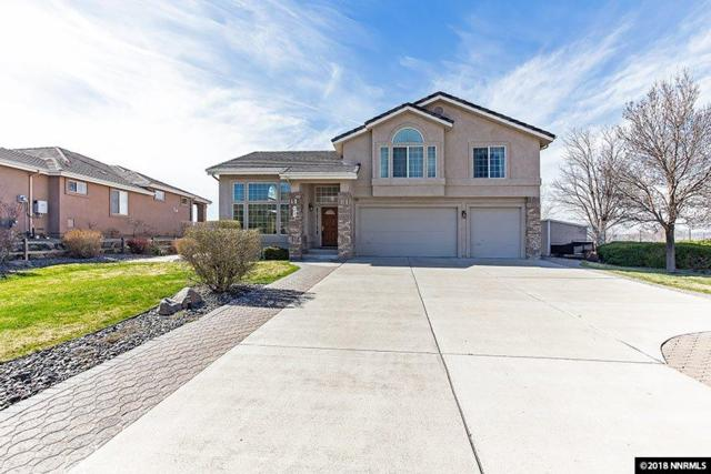 4461 W Hidden Valley Drive, Reno, NV 89502 (MLS #180017054) :: Mike and Alena Smith | RE/MAX Realty Affiliates Reno