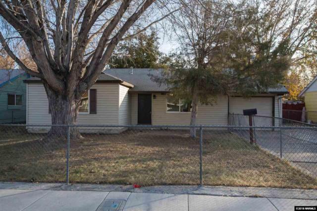 3 E O Street, Sparks, NV 89431 (MLS #180017080) :: Harpole Homes Nevada