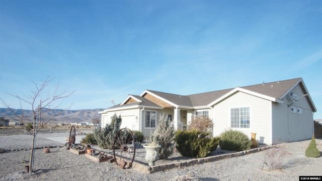 9800 Pacific View Dr, Stagecoach, NV 89429 (MLS #180017083) :: Harcourts NV1