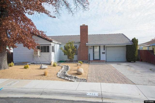 750 Bowman Drive, Reno, NV 89503 (MLS #180017108) :: Harpole Homes Nevada