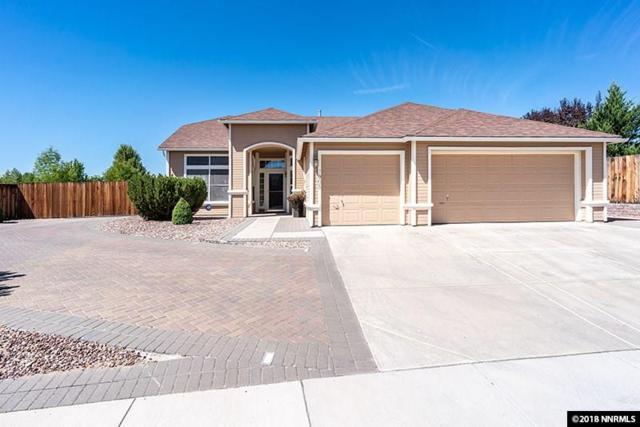 7905 Del Fuego Drive, Sparks, NV 89436 (MLS #180017110) :: Harpole Homes Nevada
