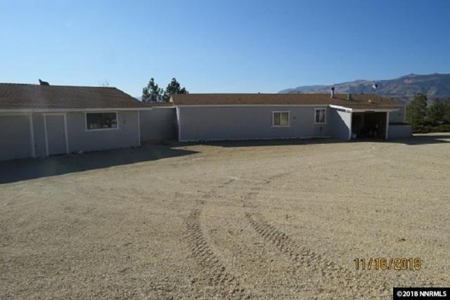 4125 Red Canyon Ave, Wellington, NV 89444 (MLS #180017127) :: Vaulet Group Real Estate