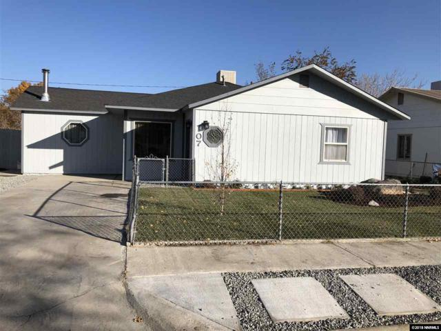 107 4th Street, Hawthorne, NV 89415 (MLS #180017138) :: Harpole Homes Nevada
