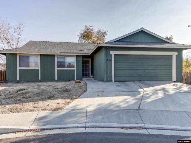 1820 Ribeiro Circle, Reno, NV 89503 (MLS #180017158) :: Ferrari-Lund Real Estate