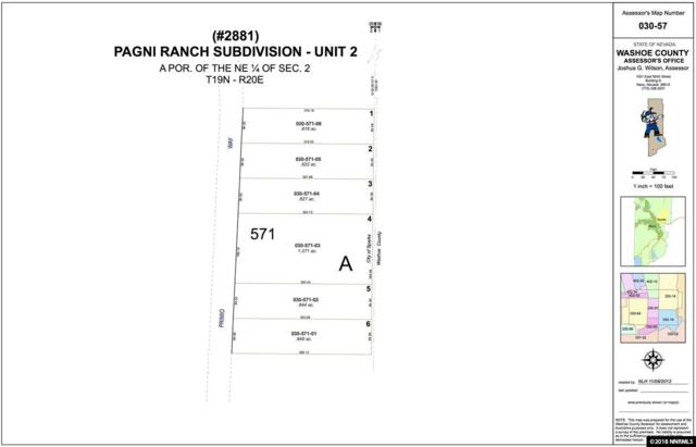 1070 Primio Way, Sparks, NV 89434 (MLS #180017165) :: Harcourts NV1