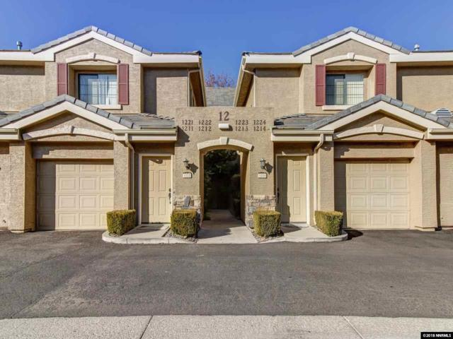 900 South Meadows Parkway #1212, Reno, NV 89521 (MLS #180017172) :: Ferrari-Lund Real Estate
