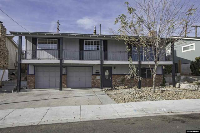 555 Northstar Drive, Reno, NV 89503 (MLS #180017228) :: Ferrari-Lund Real Estate