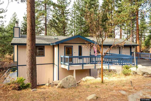 170 Chimney Rock, Stateline, NV 89449 (MLS #180017251) :: Mike and Alena Smith | RE/MAX Realty Affiliates Reno