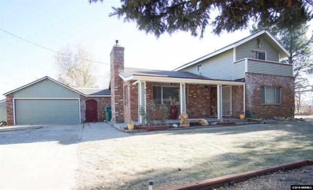 690 Oro Loma Rd, Washoe Valley, NV 89704 (MLS #180017256) :: Marshall Realty