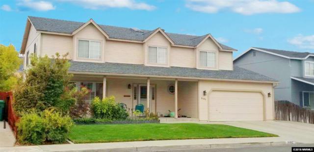 3182 Oreana Drive, Carson City, NV 89701 (MLS #180017301) :: Vaulet Group Real Estate
