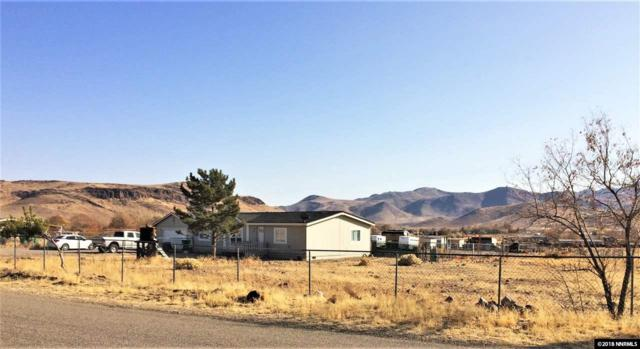 35 N Rainbow, Dayton, NV 89403 (MLS #180017329) :: Vaulet Group Real Estate