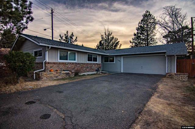 1185 Lyman Ave, Reno, NV 89509 (MLS #180017366) :: The Mike Wood Team