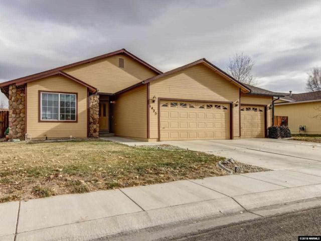 1425 N Marion Russell Dr., Gardnerville, NV 89410 (MLS #180017368) :: Vaulet Group Real Estate