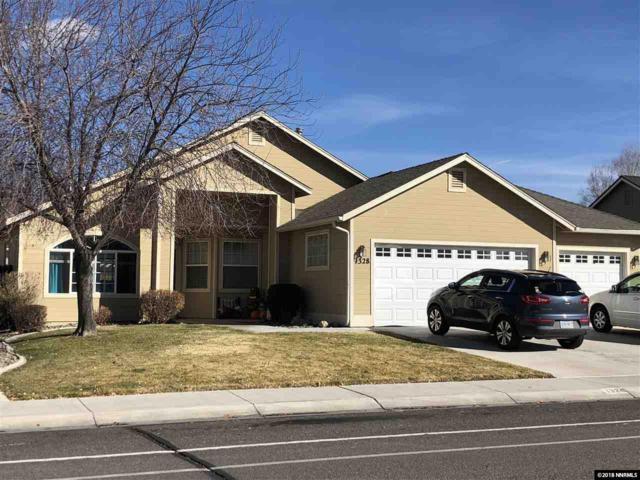 1328 Chichester Drive, Gardnerville, NV 89410 (MLS #180017377) :: Vaulet Group Real Estate