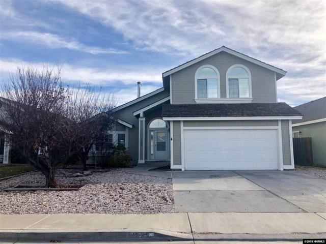 1009 Deena Way, Fallon, NV 89406 (MLS #180017393) :: NVGemme Real Estate