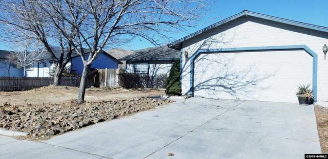 206 Gordon Lane, Dayton, NV 89403 (MLS #180017394) :: Mike and Alena Smith | RE/MAX Realty Affiliates Reno