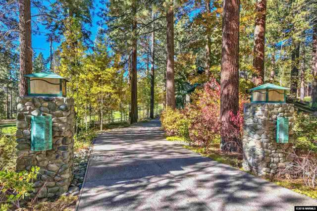 631 Caddie Court, Incline Village, NV 89451 (MLS #180017400) :: The Mike Wood Team