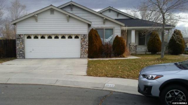 1066 Westcreek Lane, Carson City, NV 89701 (MLS #180017426) :: Mike and Alena Smith | RE/MAX Realty Affiliates Reno
