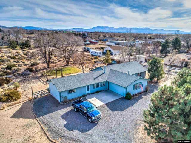 2619 Gordon Ave, Minden, NV 89423 (MLS #180017429) :: Chase International Real Estate