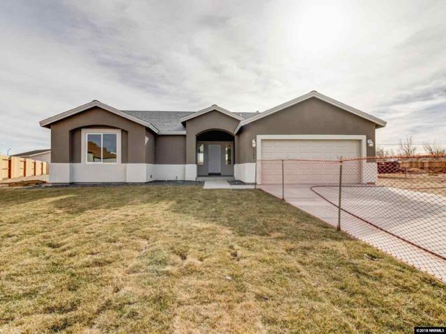 3190 Bristlecone, Silver Springs, NV 89429 (MLS #180017477) :: NVGemme Real Estate