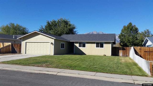 753 Hornet Drive, Gardnerville, NV 89460 (MLS #180017483) :: Chase International Real Estate