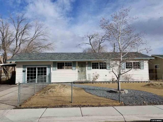 1270 Butler Street, Reno, NV 89512 (MLS #180017532) :: Mike and Alena Smith | RE/MAX Realty Affiliates Reno