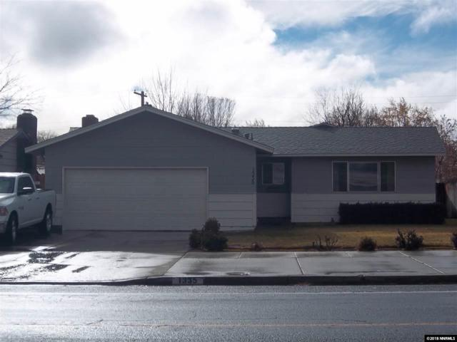 1335 E Fifth, Carson City, NV 89701 (MLS #180017539) :: Vaulet Group Real Estate