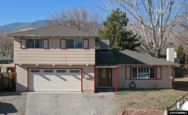 1500 Appaloosa Ct, Carson City, NV 89701 (MLS #180017541) :: Vaulet Group Real Estate