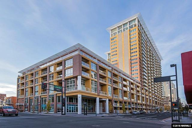 255 N Sierra St. #321, Reno, NV 89501 (MLS #180017566) :: Joshua Fink Group