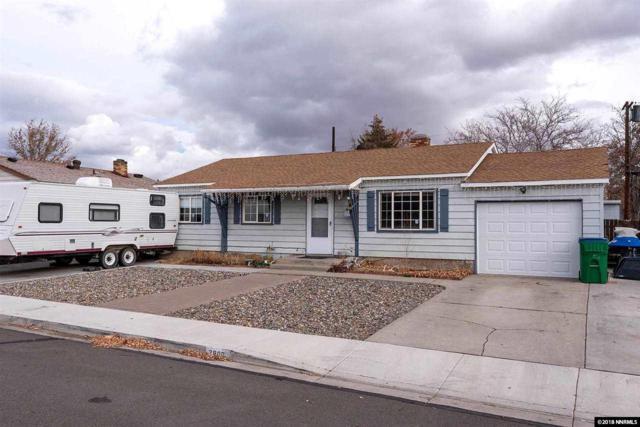 2800 Stine, Sparks, NV 89431 (MLS #180017600) :: Vaulet Group Real Estate