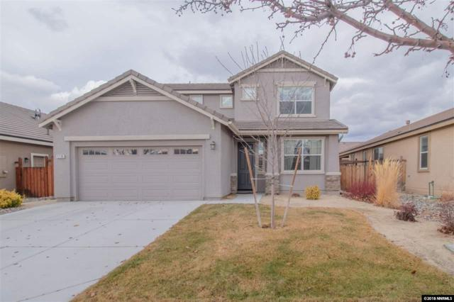 3736 Perseus Dr., Sparks, NV 89436 (MLS #180017614) :: Mike and Alena Smith | RE/MAX Realty Affiliates Reno