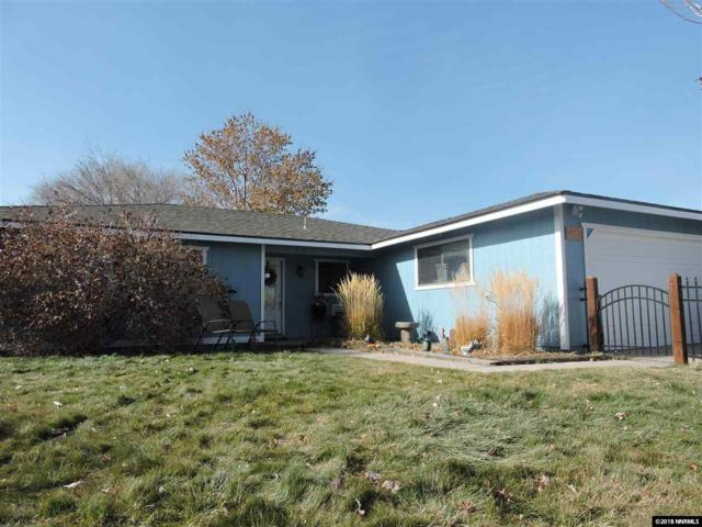 2674 Ballarat, Carson City, NV 89706 (MLS #180017621) :: Mike and Alena Smith | RE/MAX Realty Affiliates Reno