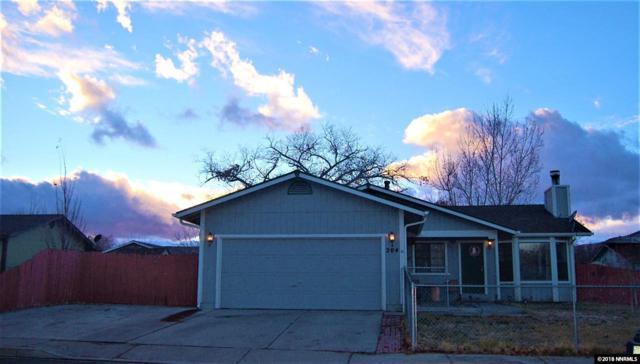 204 Sandy Way, Dayton, NV 89403 (MLS #180017624) :: Mike and Alena Smith | RE/MAX Realty Affiliates Reno