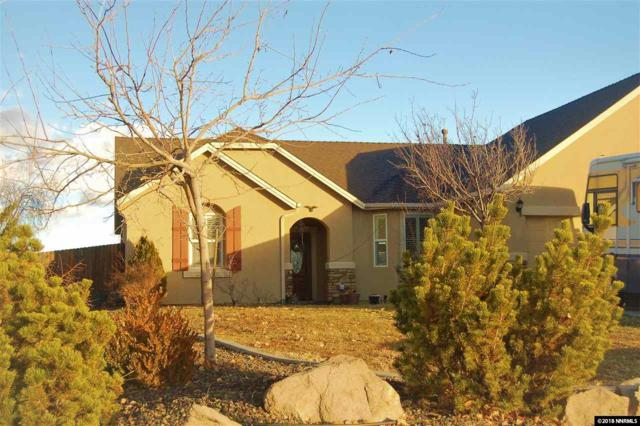 156 Oakridge Dr., Dayton, NV 89403 (MLS #180017627) :: Vaulet Group Real Estate