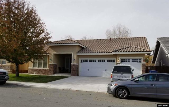 524 Grey Eagle, Fernley, NV 89408 (MLS #180017628) :: Vaulet Group Real Estate