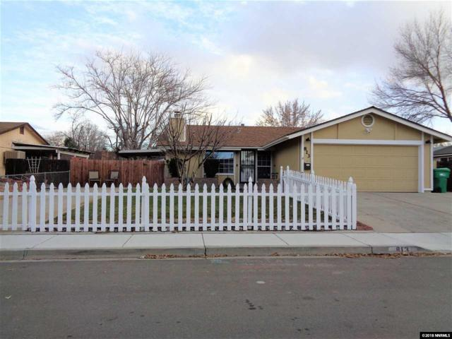813 Glen Molly, Sparks, NV 89434 (MLS #180017631) :: Vaulet Group Real Estate