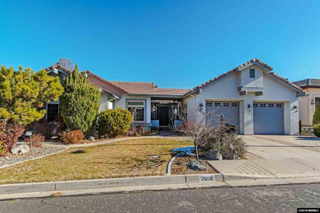 2608 Spearpoint Drive, Reno, NV 89509 (MLS #180017677) :: Vaulet Group Real Estate
