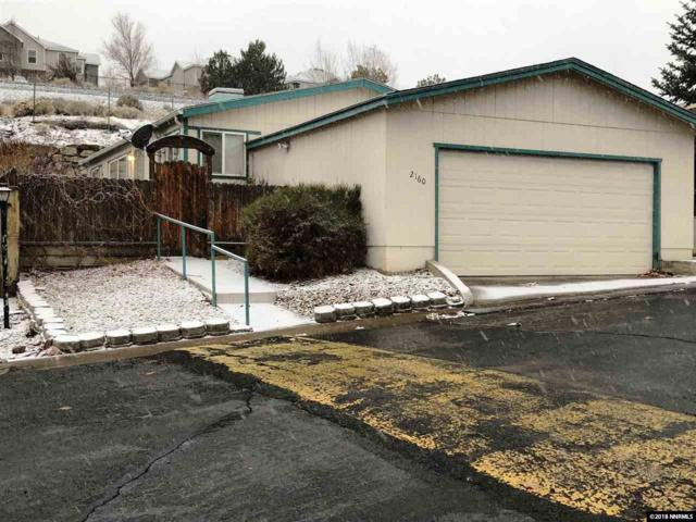 2160 Camellia Drive, Reno, NV 89511 (MLS #180017711) :: Vaulet Group Real Estate