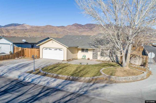 208 Gordon Lane, Dayton, NV 89403 (MLS #180017714) :: Mike and Alena Smith | RE/MAX Realty Affiliates Reno