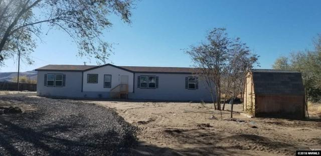 7565 Winchester Road, Silver Springs, NV 89429 (MLS #180017724) :: Marshall Realty