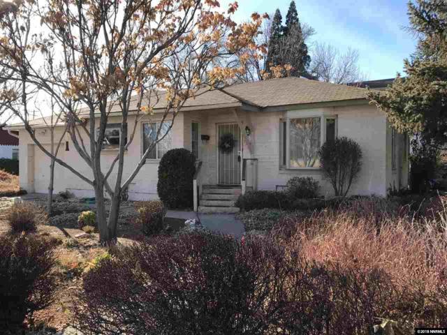 937 4th Street, Sparks, NV 89431 (MLS #180017725) :: Vaulet Group Real Estate