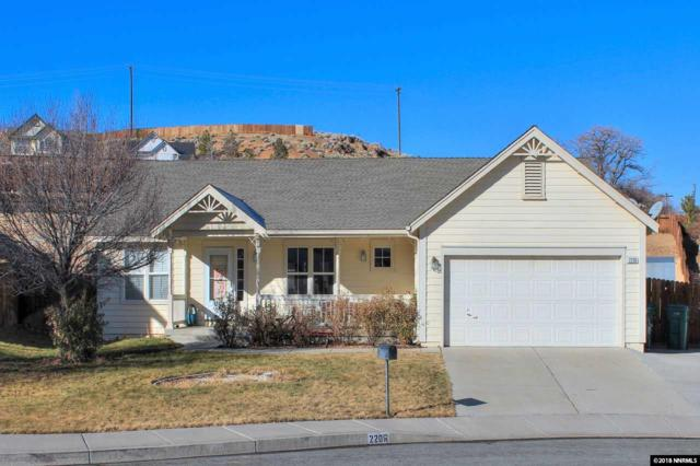 2206 Libero Dr, Sparks, NV 89436 (MLS #180017761) :: Mike and Alena Smith | RE/MAX Realty Affiliates Reno