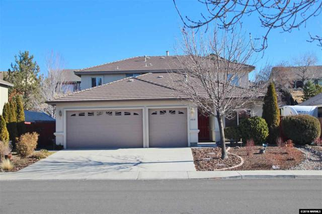 4818 Frankie Way, Sparks, NV 89436 (MLS #180017765) :: Mike and Alena Smith | RE/MAX Realty Affiliates Reno